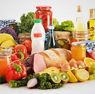 Intolerância alimentar Alimentos